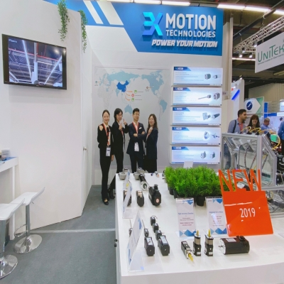 3X MOTION in SPS 2019 concluded successfully